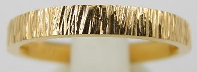 純金鍛造リング 仕上げ別 各種
